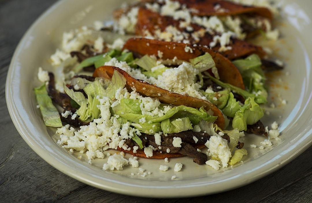 San Luis Style Tacos – queso fresco1